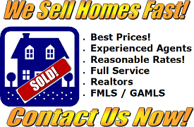We sell Gainesville GA homes fast!