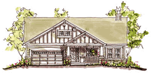 Cumming GA Craftsman Style Homes for Sale